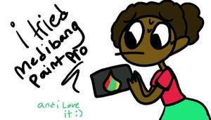 I Tried Medibang Paint Pro....