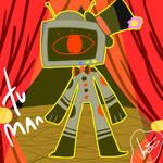 Tv Man.