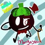 Mochi Kingdom: Mangosteen