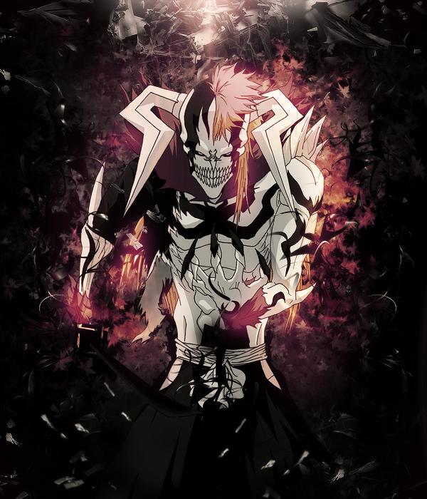 Hollow Ichigo By Shen-Woo On DeviantART