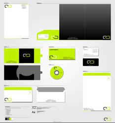 QD Studios Corporate Identity by qdstudios