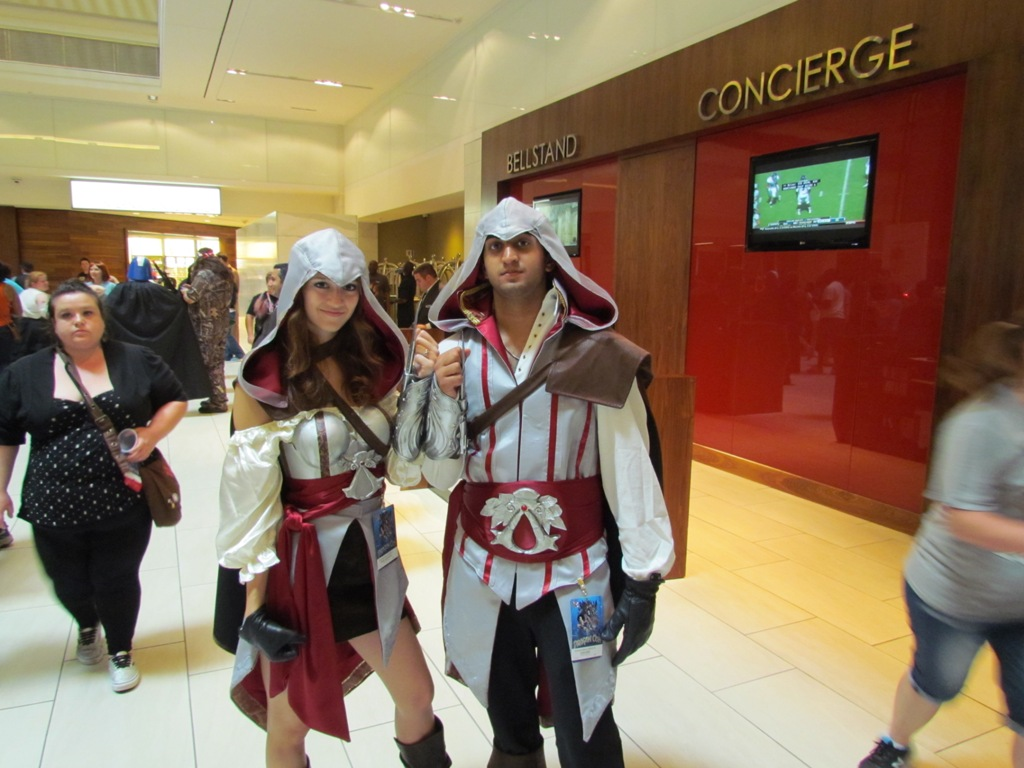 Assassin's Creed by Praxiusalternate