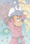 Mickey Mouse  Sorcerer's Apprentice Disney