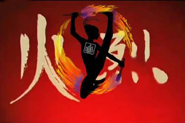 Rhythmic Firebending by Suzume5345