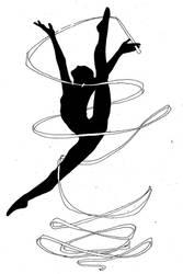 Rhythmic Airbender Sketch by Suzume5345