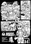 Metal Slug Graphic T-shirt 2012 june
