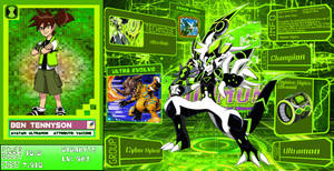 Digimon x Ben 10 - Ultramon