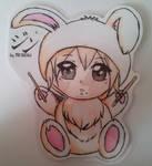 Jin sweet like bunny