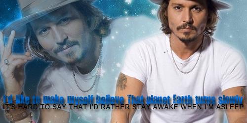 Johnny Depp Siggy by KrisagaLoyalar17