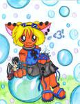 'Life in the Bubble Jungle...'