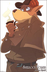 Sherlock holmes by ArtofGrelin