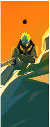 Naruto :: buroodu shakura by ArtofGrelin