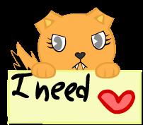 I need love by Maimala