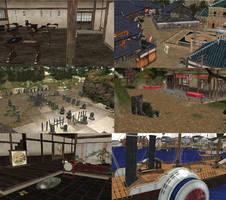 MMD Stage von deexie Part 2 Download by Entzminger500