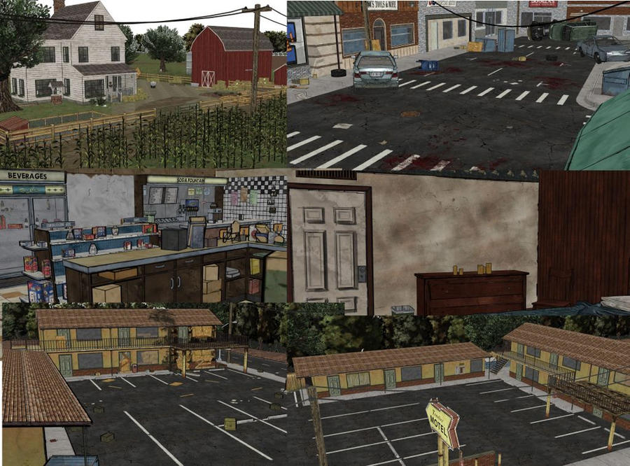 Mmd The Walking Dead Stage Download By Entzminger500 On