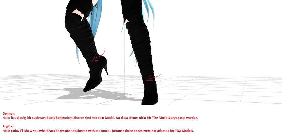 PMX Bones Boots Tutorial by Entzminger500