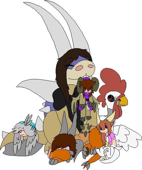 Children by Lunarrs
