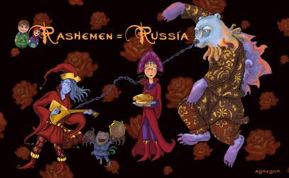 NWN 2, Rashemen by Agregor