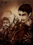 Dragon Age 2 Cassandra Varric