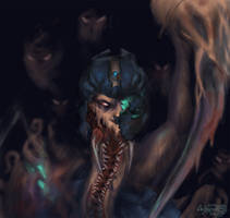 Dead Space 2 Game Over by Agregor