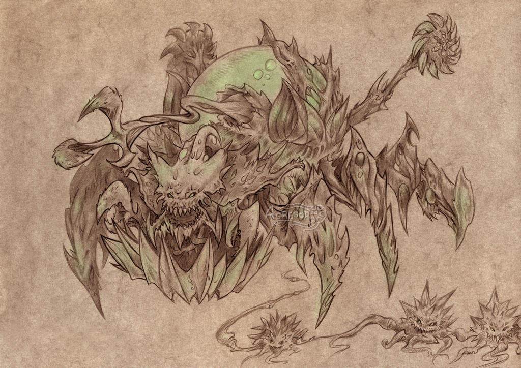 Zerg_Gigler by Agregor