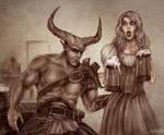 Dragon Age Inquisition, Iron Bull