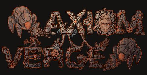 Axiom Verge Font