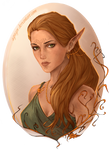 Dragon Age Inquisition, Lavellan