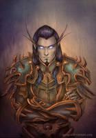 Almion Twilightstrider by Agregor