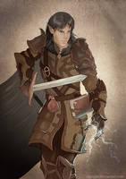 Keldar Gwydion by Agregor