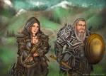 Jestrel and Myrld