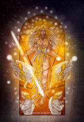 Dalila, Goddess of Light