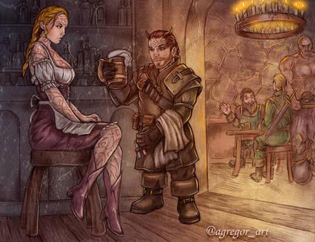 Bruldrin and Maevha