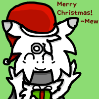 Merry Christmas by Mewcarion