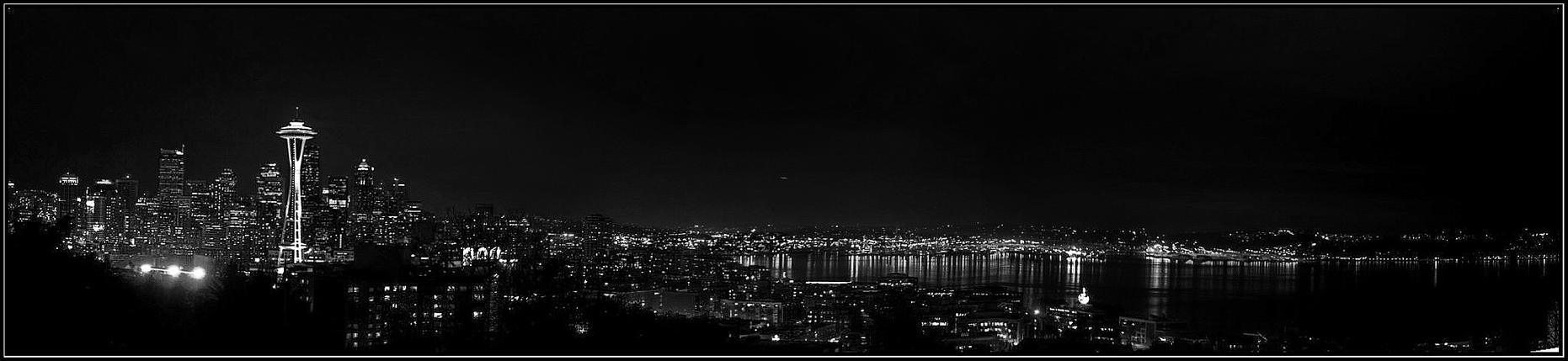 seattle panoramic 1 by photoboy1002001 on deviantart seattle panorama desaturated by ginsane on deviantart 669