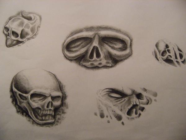 skulls by jfisher666