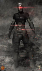 Special OPS suit concept by Aliengraphic