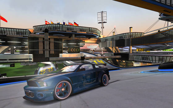 Trackmania United Forever 1
