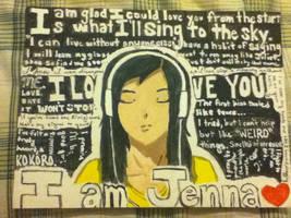 'I am...'