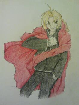 Fullmetal Alchemist- Edward Elric