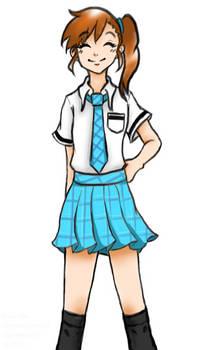 The iDOLM@STER- Futami Mami (Rough Time School)