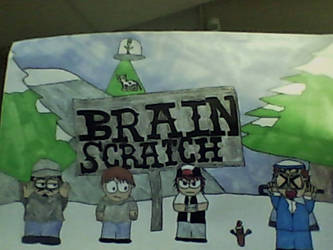 Brainscratch Comms South Park Stick of Truth by OtakUnO1
