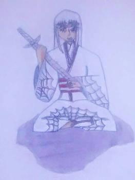 Itsuko The Pale Spider Morikawa