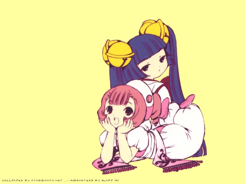 Sumomo And Kotoko Wallpaper By Charlieargueta