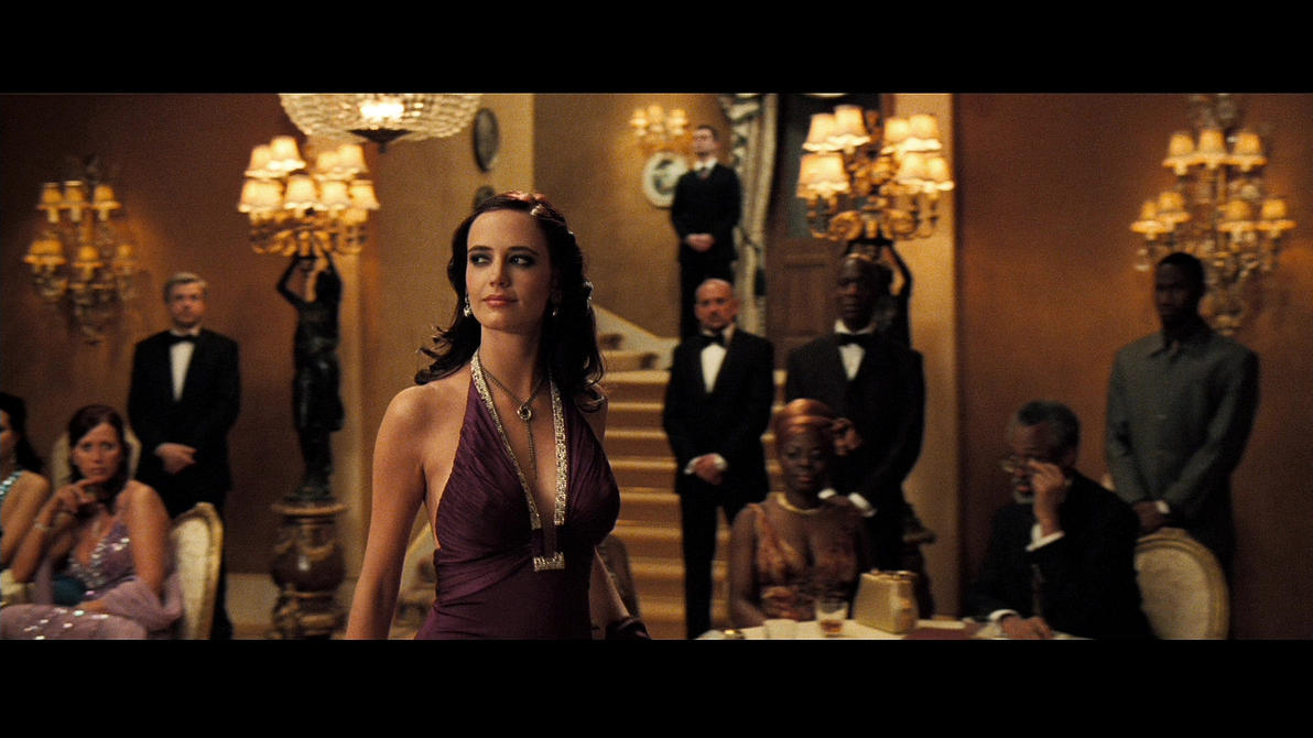 Vesper lynd casino royale dress pictures