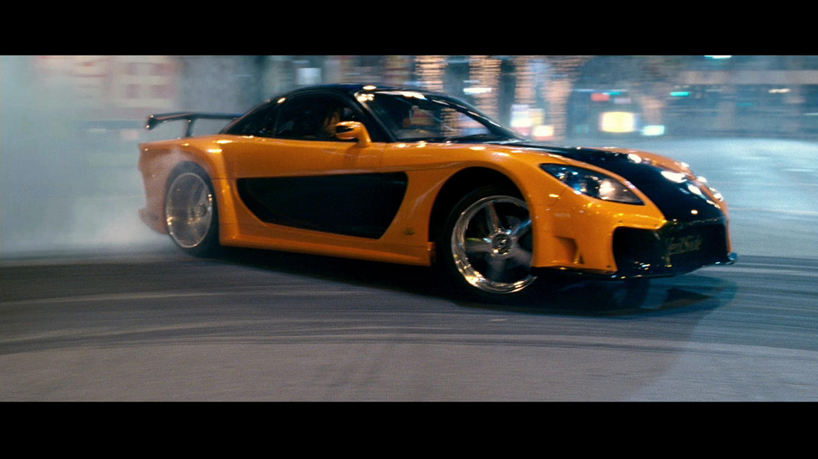 Fast And Furious Tokyo Drift - Mazda RX-7 (1) by NewYungGun on ...