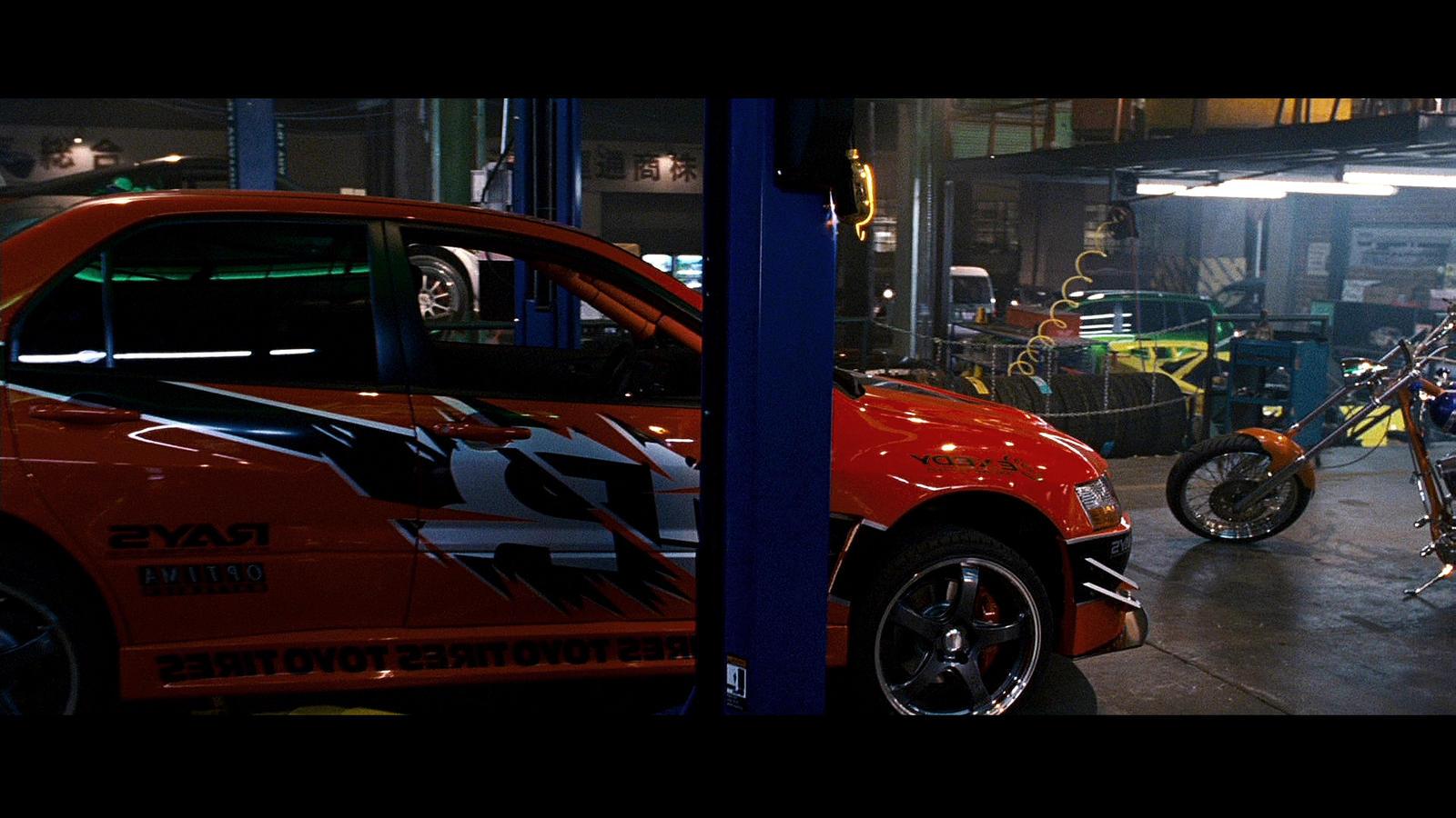 Fast And Furious Tokyo Drift Mitsubishi Evo By Newyunggun On