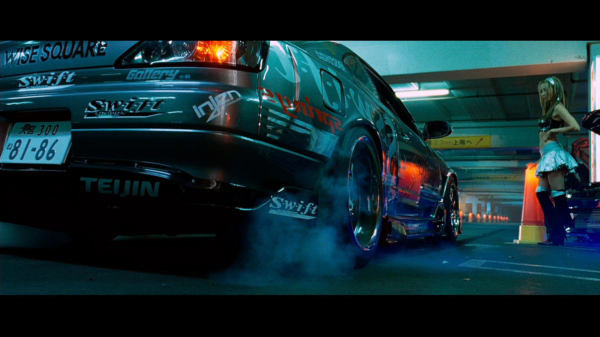 Fast And Furious Tokyo Drift - Burnout by NewYungGun on ...