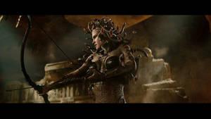 Clash Of The Titans - Medusa (2)