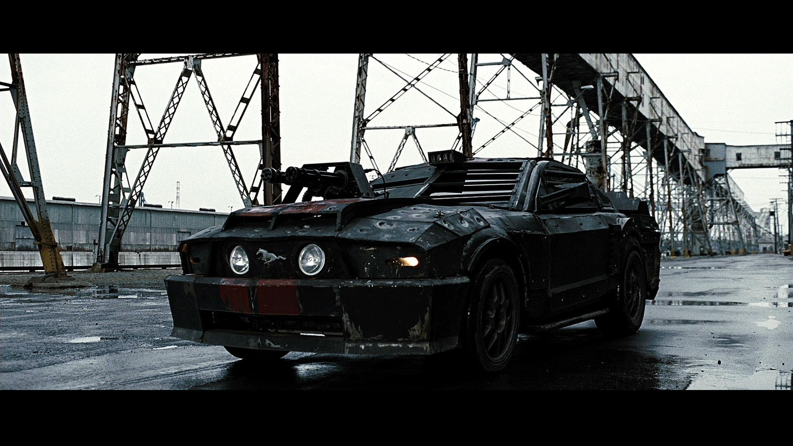 death race - ford mustangnewyunggun on deviantart